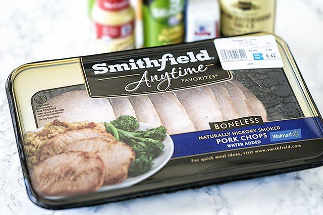 Pork for Greek Pork Chops