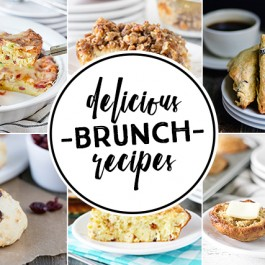 Hosting a brunch anytime soon? Choose one, two or even three of these brunch recipes and you're sure to impress your guests. Learn more at livelaughrowe.com