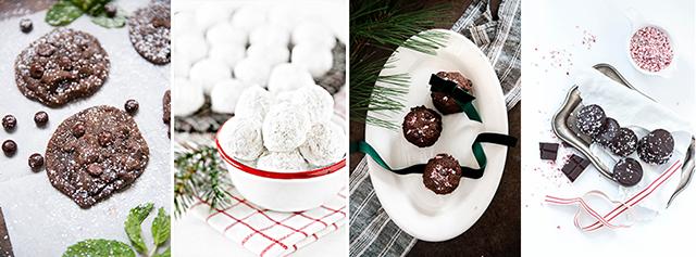 Cookies. Snowball Cookie Recipe