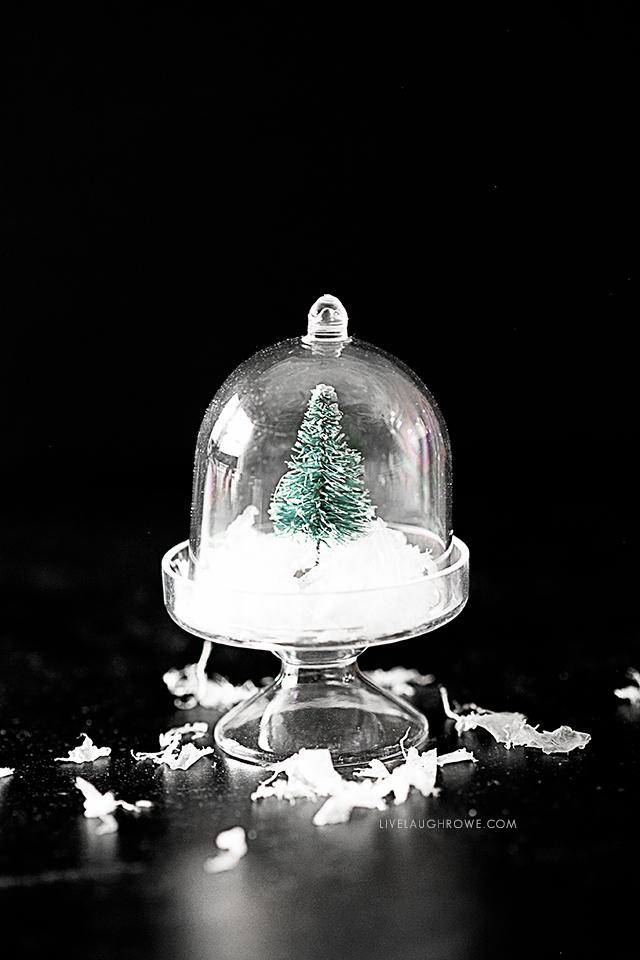 Dome Snow Globe Ornament