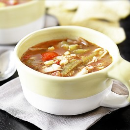 Soup is Served