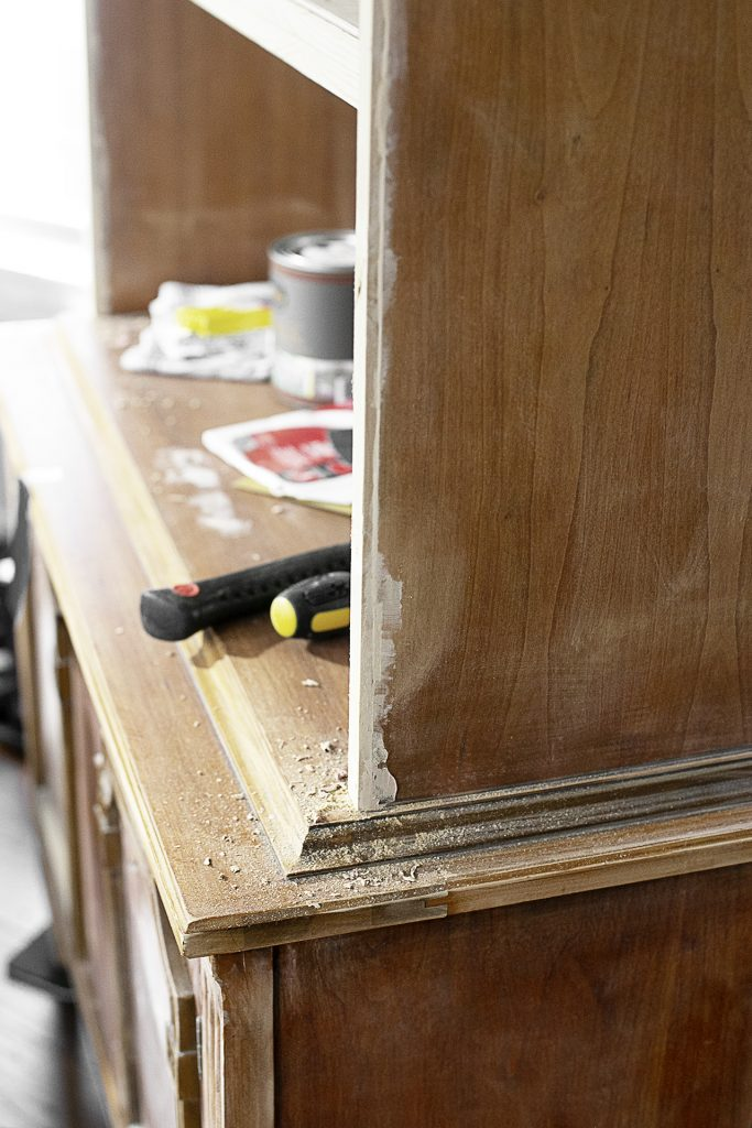 Working on the Hutch