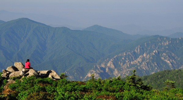 Seoraksan Valley-4