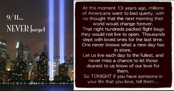 9-11 tribute