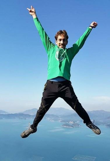 Saryangdo Jump