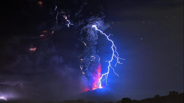 Calbuco volcano April Martin Bernetti