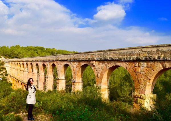 Roman Aquaduct Tarragona