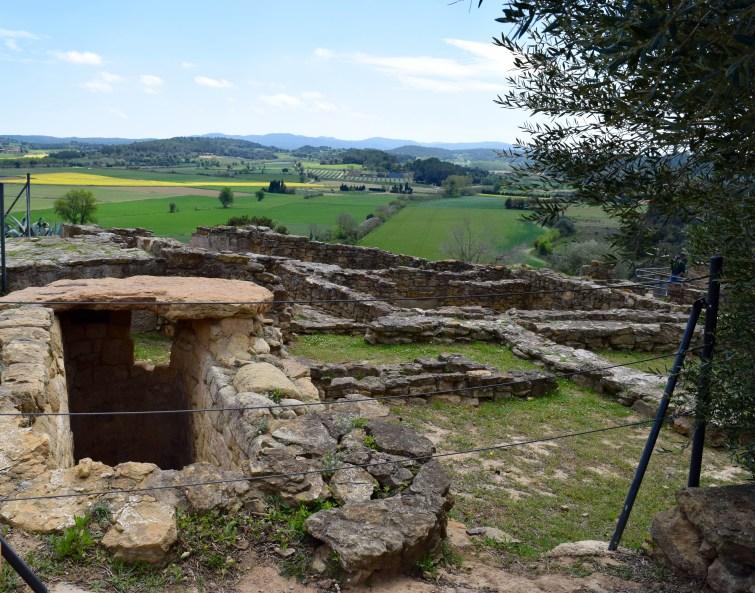 Cistern Ullastret Iberic City