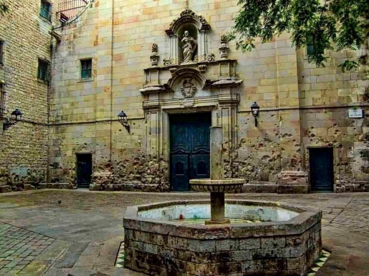 Saint Philip Neri Square