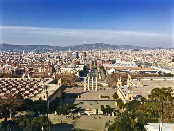 Private tour guide Barcelona