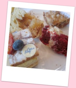 Good quality, great tasting pastries