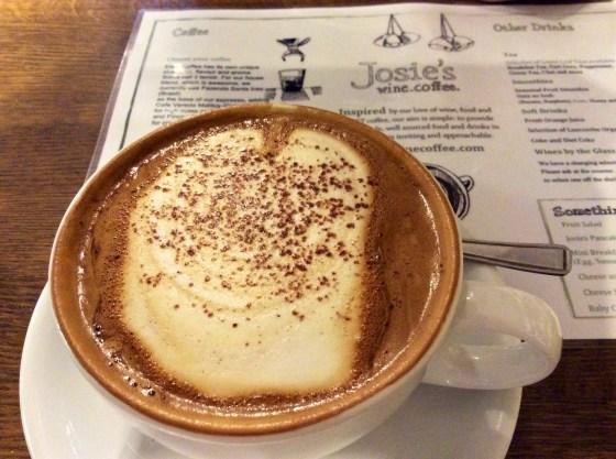 Josie's.Wine.Coffee.Deli, Bishop's Waltham