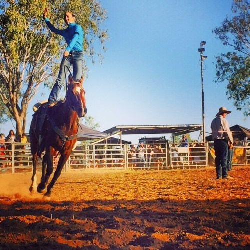 Fitzroy valley rodeo