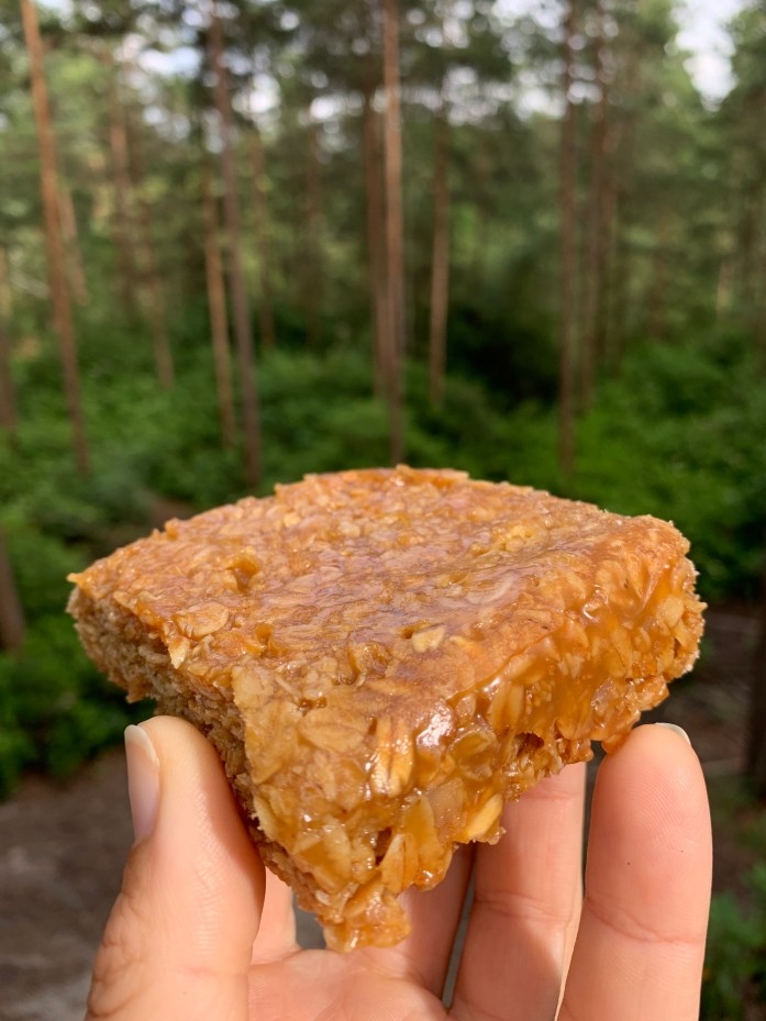 Comestibles flapjack