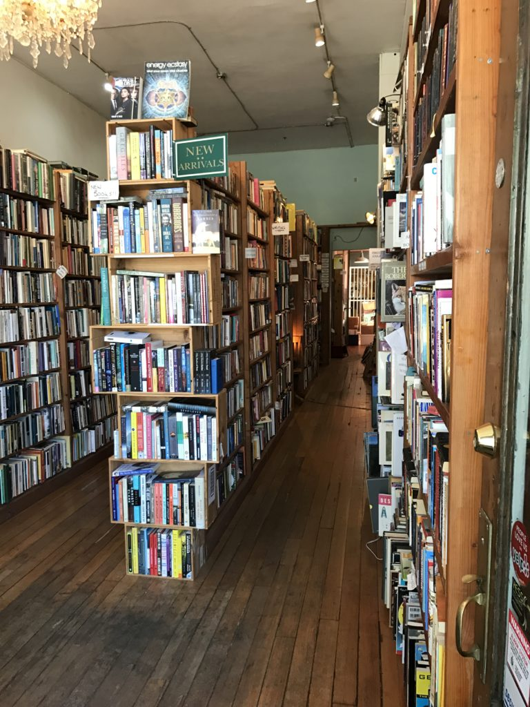 Kitsilano Vancouver Bookstore