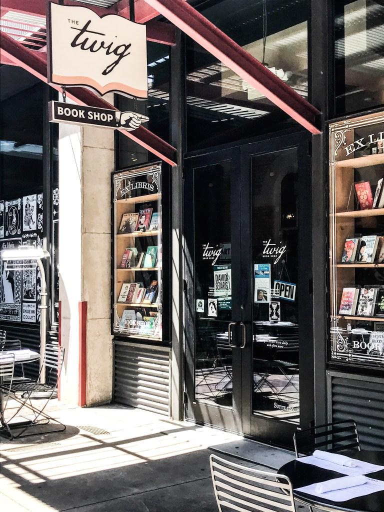 Twig Bookstore San Antonio