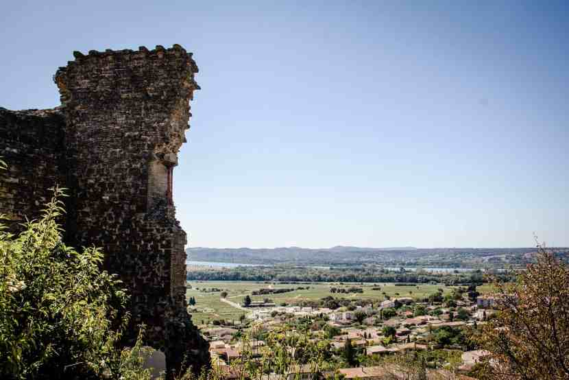 Chateauneuf-du-Pape in Provence