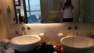Fancy Bathroom in Casablanca