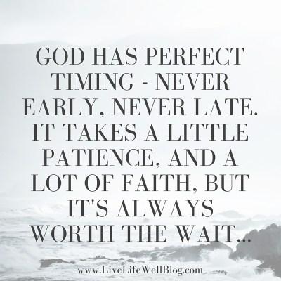 Faith - LiveLifeWell
