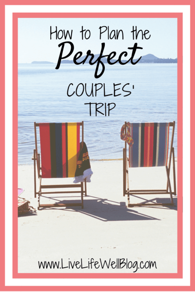 Check out these tips on how to plan the PERFECT group couples' trip