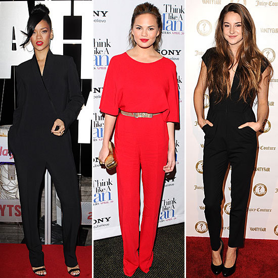 Tips for Pulling Off the Jumpsuit