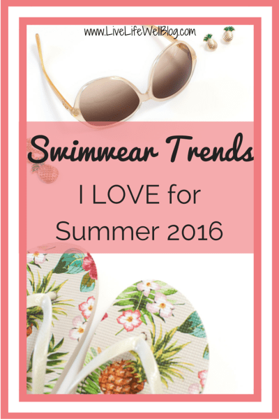 Who's ready for lazy days by the pools and beach vacations?? I'm listing 5 swimwear trends that I absolutely love for his summer
