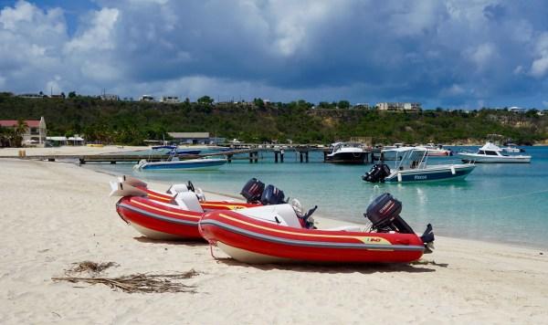 Tiger Boats Anguilla
