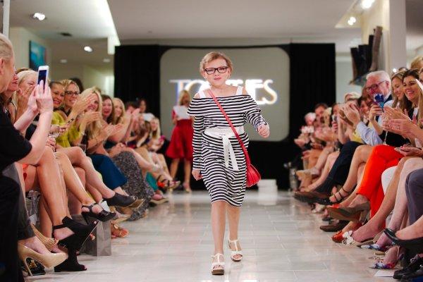 Pediatric Bran Tumor Foundation Fashion Show