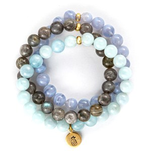 Ocean Warrior Bracelet Stack