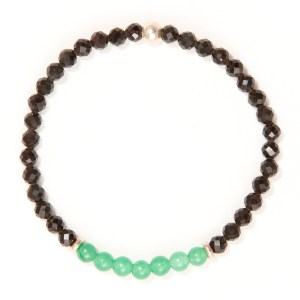 Dainty Anahata Chakra Bracelet