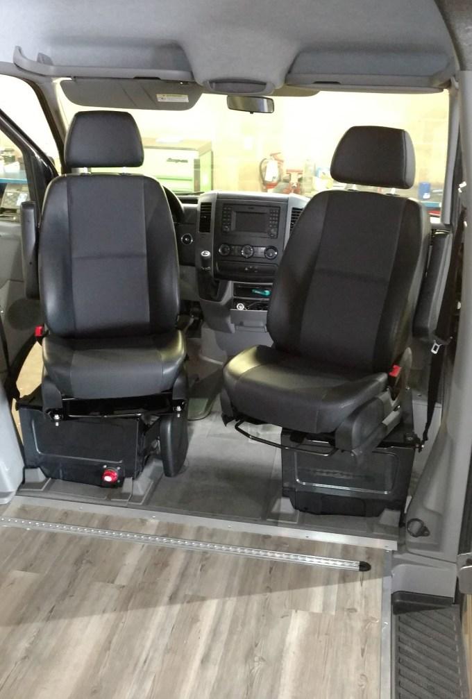 Dodge Grand Caravan Seating >> Minivan With Swivel Seats 2017 | www.microfinanceindia.org