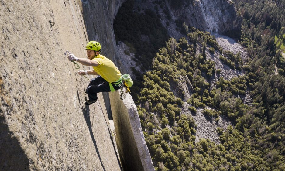Tommy-Caldwell above Texas-Flake_nose-record