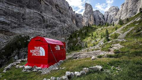 The North Face: Zeni Bivouac marketing fiasco in Dolomites