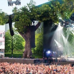 #BST British Summer Time Hyde Park
