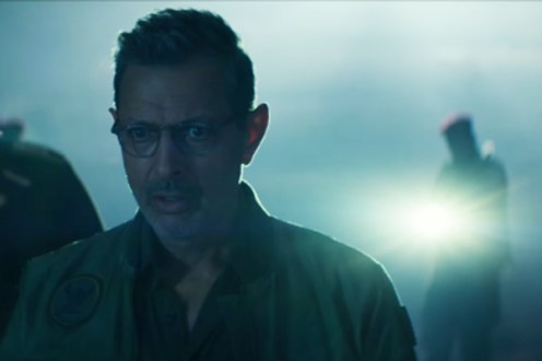 jeff godlblum INDEPENDENCE DAY RESURGENCE