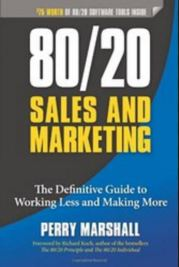 80 20 Rule Book Cover