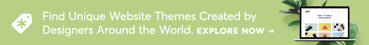 creative market the place for wordpress blog themes