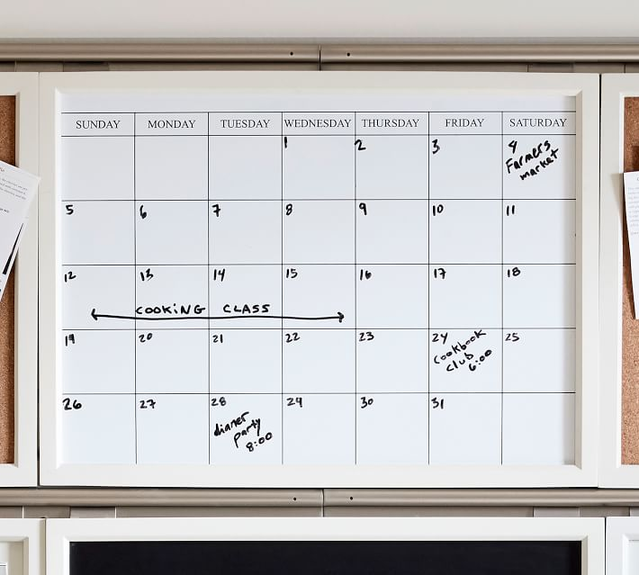 daily-organization-system-magnetic-whiteboard-calendar-whiteboard-frame-organize-your-life