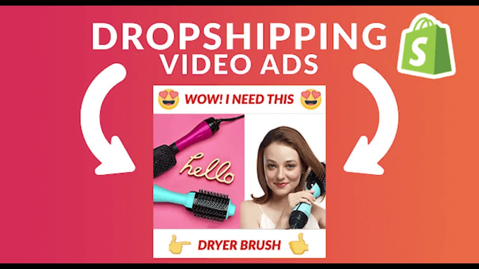 make-dropshipping-video-ads-for-aliexpress-shopify-oberlo-product