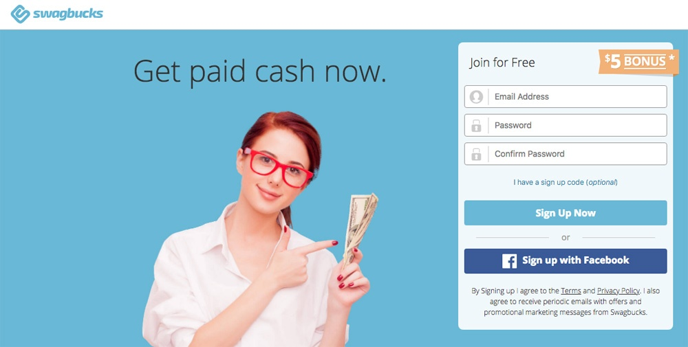 swagbucks get paid to watch videos and take surveys online
