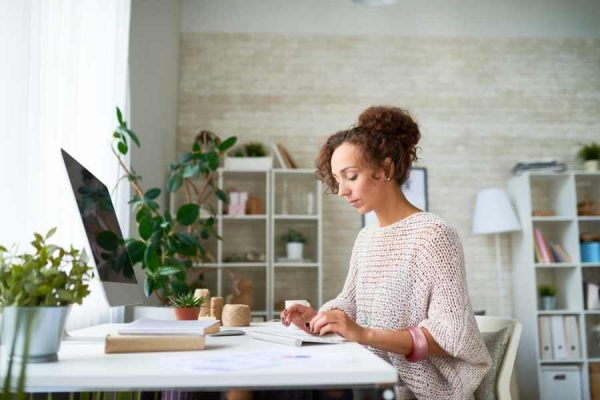 how to effectively work from home and get loads done