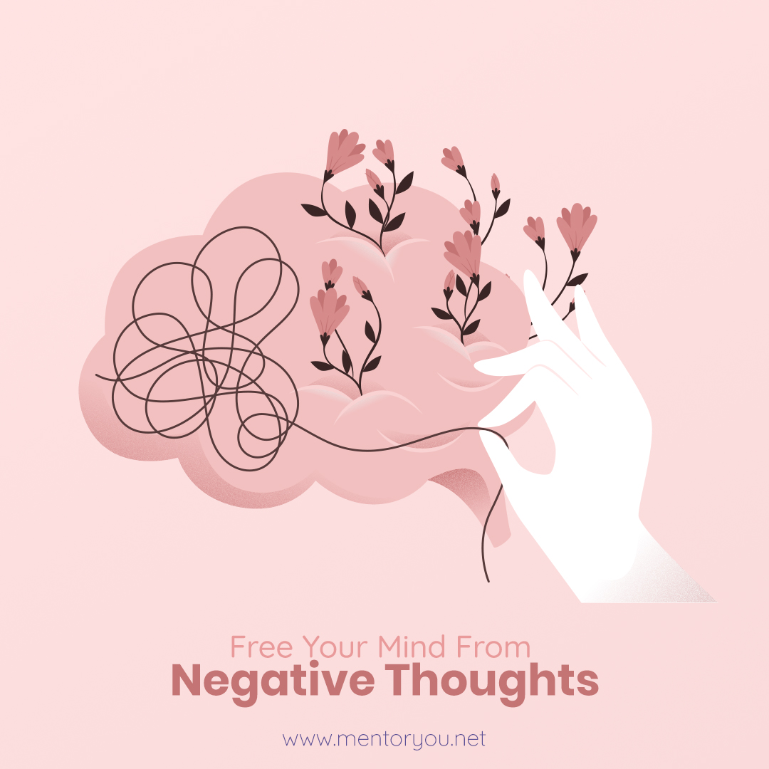 get rid of negative thoughts negative affirmations