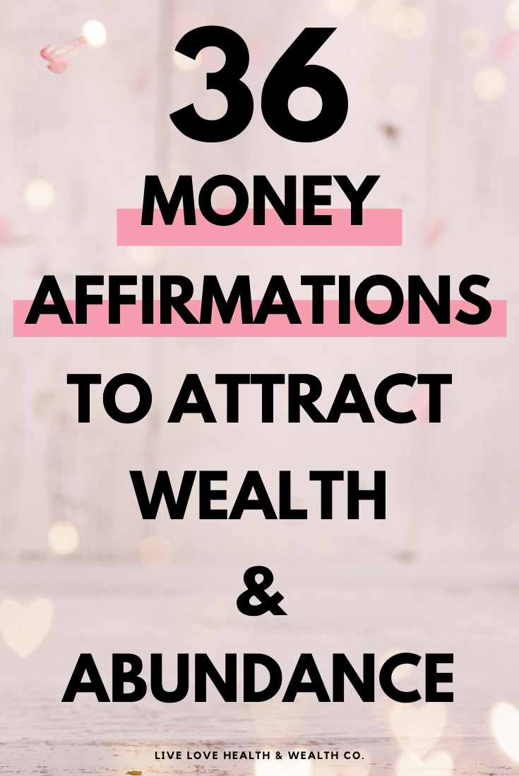 manifestation magic money affirmations Copy of How to Manifest Money (Become a Money Magnet)