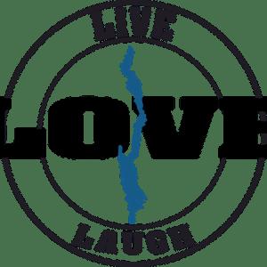 Logo with Lake George