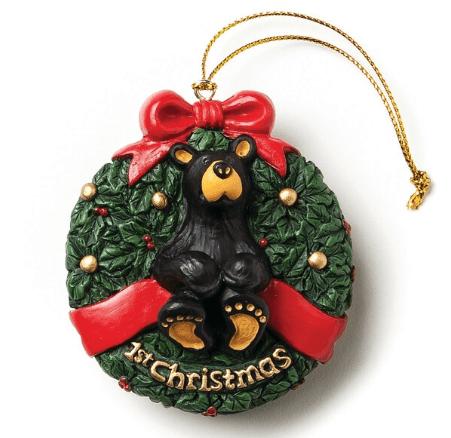 Baby Bear Christmas