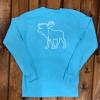 Long Sleeve Moose shirt