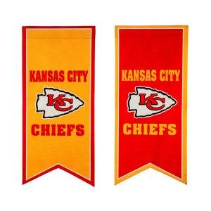 Kansas City Chief banner