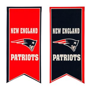 Patriots banner