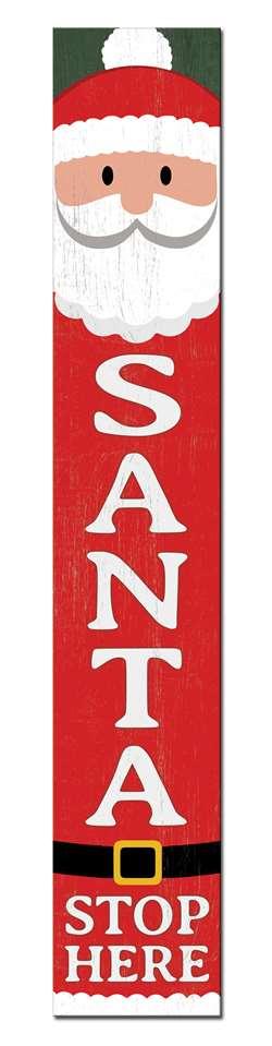 SANTA PORCH BOARD