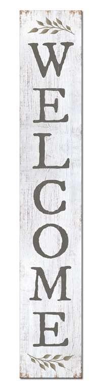 WELCOME - WHITE PORCH BOARD